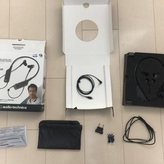 オーディオテクニカ Bluetoothイアホン ATH-BT08NC