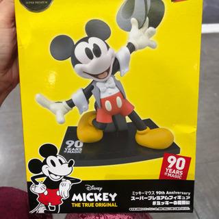 ミッキーマウス フィギュア 希少