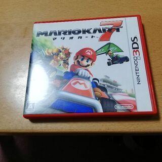 任天堂 マリオカート7 3DSソフト