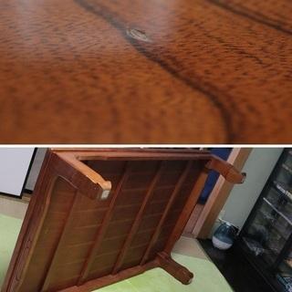 Karimoku カリモク 高級座卓 座敷机 テーブル 座敷テーブル 和モダン 和室 旅館 無垢材 − 東京都