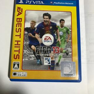 PSVITAソフト FIFA13