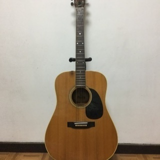 MORRIS W-20  アコースティックギター