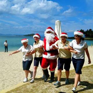 【明日です‼️】サマークリスマスBBQやります!?!?