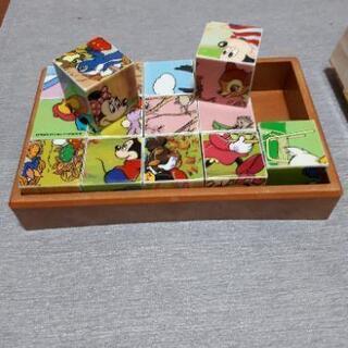 ディズニーキューブパズル【お話中】