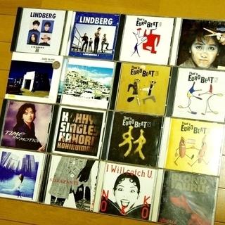 懐かしのCD22枚セット 無料