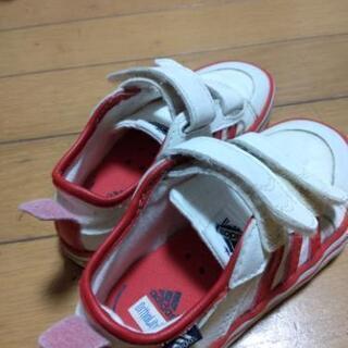 アディダス 子供靴 14センチ