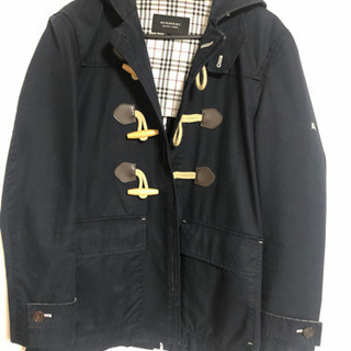 バーバリーブラックラベル Hoodie jacket