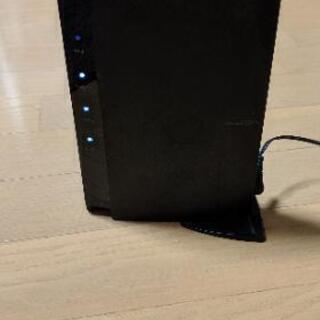 ✨美品✨ELECOM 激速無線LANルーター 11ac対応