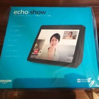 Echo Show (エコーショー) 第2世代 チャコール アマゾン