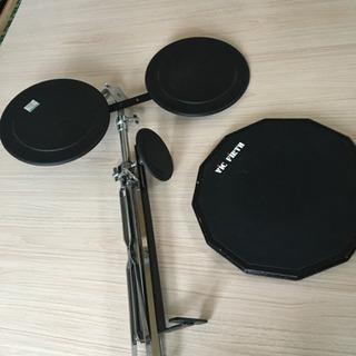ドラムのパッド セット