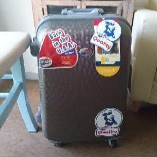 (未使用.長期保存)スーツケース  キャリーバック キャリーケー...