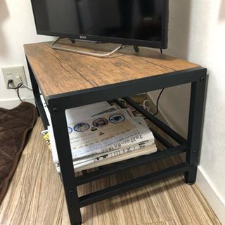 お洒落なテレビ台  棚