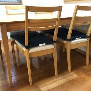 ☆ダイニングテーブル5点セット☆