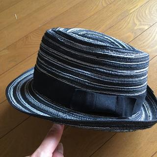 moussy 黒 中折れ帽ープロフ必読