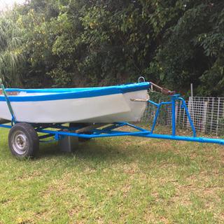 ボート(縦330cm幅130cm)売ります