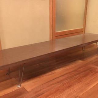会議用テーブル2台(折り畳み)