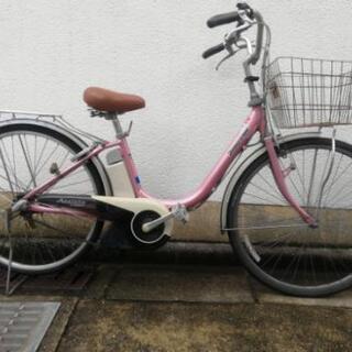 ブリヂストン電動自転車