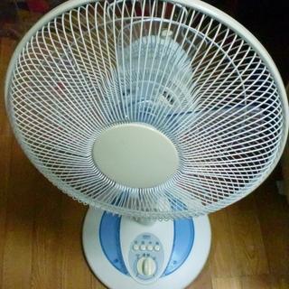 ★ユーパ リビング扇風機(TK-F1207T)10年製★