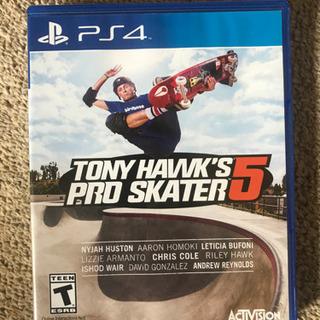 トニーホーク プロスケーター5 : Tony hawk's pr...