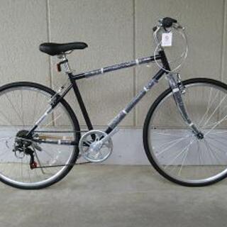 〔新品〕クロスバイク(シマノ製6段変速・700-28C)