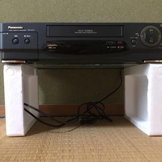 パナソニック VHS ビデオカセットレコーダー NV-H7G
