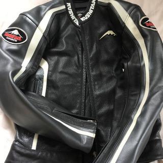 女性 バイク用 クシタニ 革 ジャケット