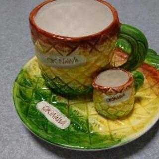 コーヒーカップ&ソーサー&milk入れ