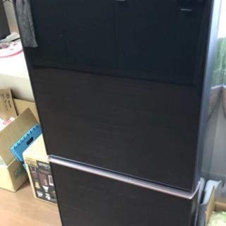 SHARP 冷蔵庫 単身、二人暮らし向け♪