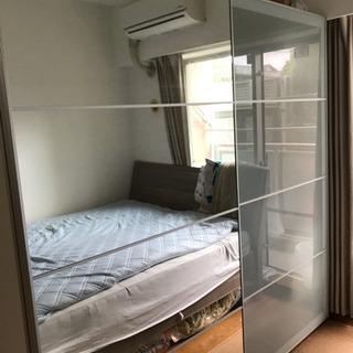 イケア IKEA PAX ワードローブ 200x66x201 cm