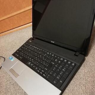 早い物勝ち15日限定美品ノートパソコン15.6型4GBHDMI搭載