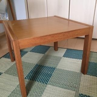 ◇ テーブル TENDO 天童木工 曲木家具 座卓 ローテーブル...