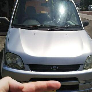 【値下げ!6万→5万円!】プレオMT車検残り来年3月