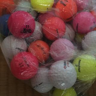 中古ゴルフボール1個80円