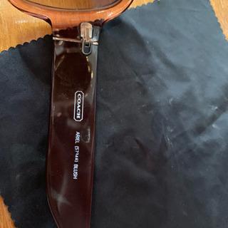 COACHのサングラス正規品