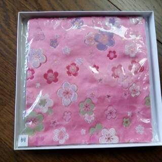 茶道 【茶道具】 古帛紗 ピンク 新品