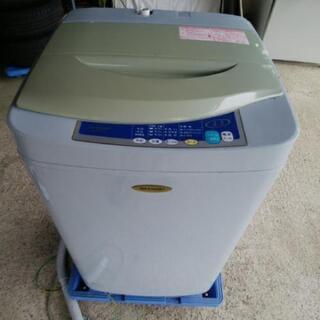 取引ほぼ決定中 SHARP4.3㌔洗濯機 ES-T43D