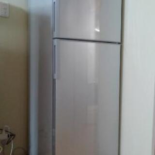 シャープ 15年製 225L 冷蔵庫
