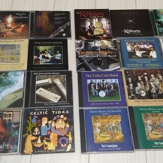 アイリッシュ伝統音楽CD 100枚以上
