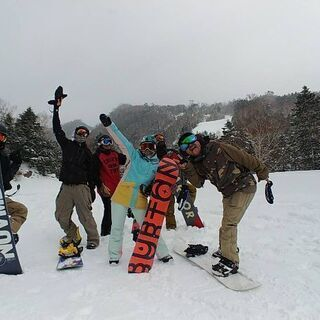 【仲間募集】スノーボード、スノボ、snowboard