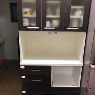 食器棚 キッチンボード 差し上げます。