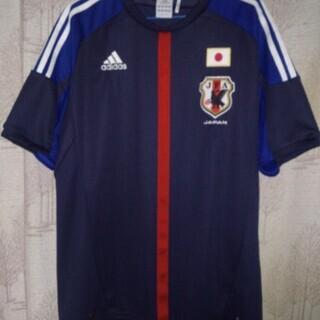 サッカー日本代表レプリカユニフォーム ホーム 半袖