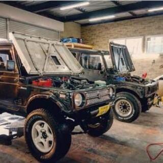 ◆ジムニー 部品持ち込み歓迎  修理 整備 車検 カスタム