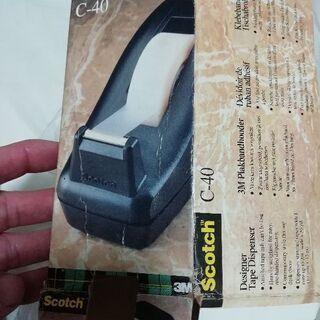 スコッチ テープディスペンサーC-40