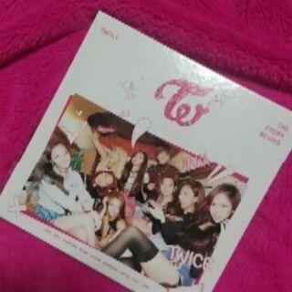 TWICEのアルバム+BDZのポスター