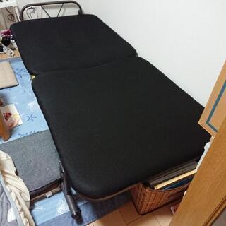 7/30以降のお渡し、0円、折り畳み式ベッド