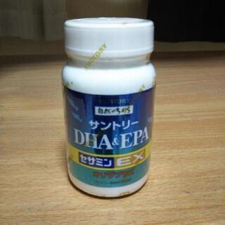 サントリー  セサミンEX DHA&DPA  120錠