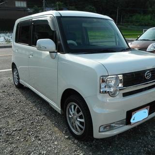 H20 ムーヴコンテ カスタムX 車検R1年12月 走行1640...