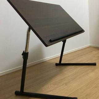 折りたたみ式サイドテーブル