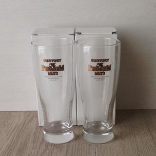 新品 プレミアムモルツ グラス 2個
