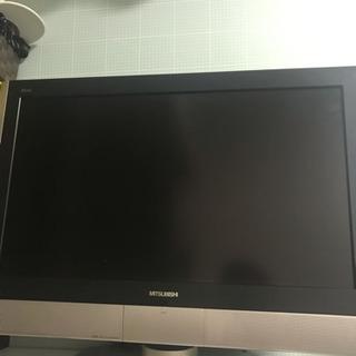 【7月30日31日限定・格安・早い者勝ち】32インチ三菱液晶テレビ